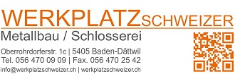 Logo WERKPLATZ SCHWEIZER